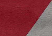 Crimson Red/Cadet Grey